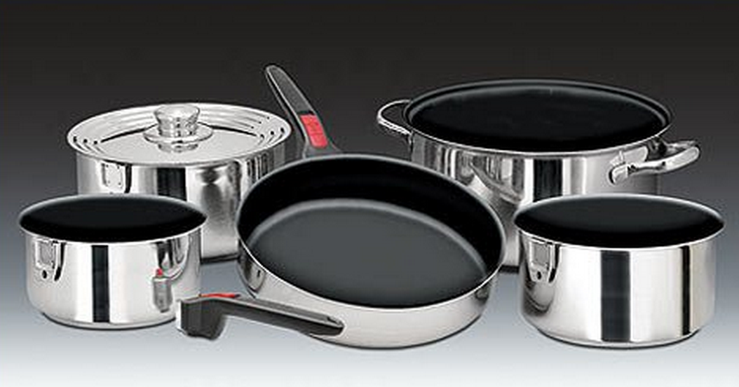 Nesting Cookware - Good Gifts For RV Owners
