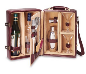 portable bar for travel